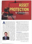 Asset Protection for Orthodontists