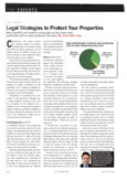 Legal Strategies to Protect Your Properties