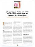Practical Primer and Radical Approach to Asset Protection
